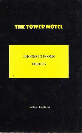 Front Cover of the Tower Motel